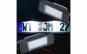 Lampi numar LED Citroen C2, C3,C4 Picasso, Nissan Qashqai, Peugeot 5008,RCZ,Mercedes Vito W639