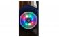 Hoverboard alb Auto Balance, electric, lumini LED pe roti si aripi, 6.5 inch, telecomanda, bluetooth, maner + HUSA BONUS