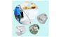 Perie electrica rotativa baie/bucatarie