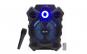 Boxa audio portabila bluetooth, USB, card, telecomanda + microfon CADOU