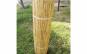 Gard, paravan bambus natural 1 m x 6 m
