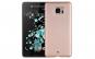 Husa HTC Desire 10 Pro i-Zore Carbon Fiber Auriu