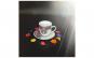 Set 6 cesti cafea + 6 farfurioare, Malooki