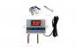 Termostat Profesional Full digital, controller de Temperatura XH-W3001 220v, Alb
