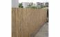 Gard, paravan bambus natural 1,5 m x 6 m