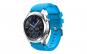 Curea Silicon Premium MTP Cobalt Blue 22mm Quick Release, pentru Samsung Galaxy Watch 46 mm