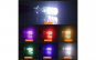 ONI-T10RGB - Set 2 LED-uri auto W5W T10, RGB multicolore, pentru pozitie, telecomanda Black Friday Romania 2017