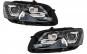 Set 2 faruri compatibil cu VW Passat 3C GP B7 (2011-up) OEM Design, 1