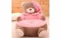 Fotoliu din plus ursulet Martinel roz