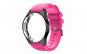 Curea Universala Silicon Premium MTP Pink 22mm, Quick Release