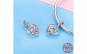 Talisman din argint 925 Heart Shape