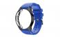 Curea Universala Silicon Premium MTP Royal Blue 22mm, Quick Release