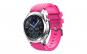 Curea Silicon Premium MTP Pink 22mm