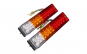 Set LED Lampa Spate Stinga si Dreapta pentru Camion Remorca Autobus 20LED-uri 12V