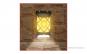 Lampa decorativa led cu incarcare solara
