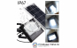Proiector 20W cu panou solar