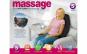 Topper masaj, incalzire infrarosu, functie de setare viteza + telecomanda, la numai 219 RON de la 680 RON
