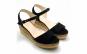 Sandale din piele naturala intoarsa
