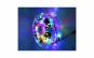 Instalatie liniara 1000 LED, 100M, exterior pe rola lumina multicolor, led transparent