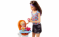 Papusa Barbie babysitter cu bebelus