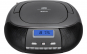 Radio CD Player ECG CDR 500 titan, tuner FM cu memorie 20 de posturi