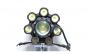 Lanterna de cap 8 led + 1 Cob