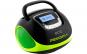 Radio multimedia ECG R 500 U Dragonfly, 2 x 3W, USB, SD, FM, ceas cu alarma