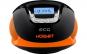 Radio multimedia ECG R 500 U Hornet, 2 x 3W, USB, SD, FM, ceas cu alarma