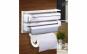Dispenser de bucatarie pentru hartie, folie aluminiu si folie stretch