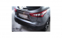 Ornament protectie portbagaj Crom Nissan Qashqai J11 2013-2016 pre-facelift