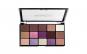 Paleta fard de pleoape Makeup Revolution Re-Loaded Palette, Visionary, 15 nuante