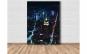 Tablou Canvas City Lights 100x75 cm