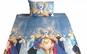 Lenjerie de pat pentru copii cu imprimeuri de poveste-100% bumbac, la 49 RON in loc de 89 RON