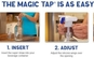 Dozator pentru sticle Magic Tap
