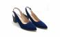 Pantofi decupati vdm021 albastri