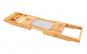 Suport extensibil cada, bambus, 75-112 cm
