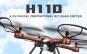 Drona JJRC- H11D