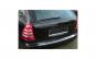 Ornament protectie portbagaj Crom Mercedes C-Klasse S203 T-Model break 2001-2007