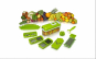 Razatoare fructe si legume cu 11 moduri