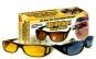 Set 2 perechi ochelari de zi si de noapte HD Vision, la 29 RON in loc de 66 RON