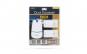 Sonerie digitala fara fir si fara baterie, cu 2 unitati de exterior - Kinetic - 55343WH-2
