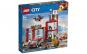 LEGO CITY STATIE DE POMPIERI 60215