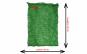 Saci Plasa/Raschel Verde 20 kg (100buc)