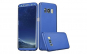 Husa Samsung Galaxy S9 Plus Flippy Full Cover Albastru