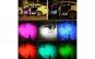 Kit 4 benzi de lumini ambientale cu 12 smd RGB si music controler