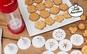 Aparat pentru facut biscuiti cu accesorii Tasty American, la doar 130 RON in loc de 260 RON