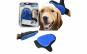 Manusa pentru periaj animale de companie, albastra