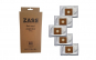 Set 5 saci pentru aspirator Zass ZVC 11