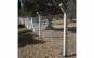Plasa gard zincata, inaltime 1 m x 20 m