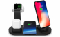 Statie de incarcare universala, 4 in 1 Wireless Charger